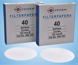 Molychem Filter Papers